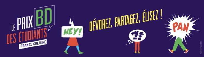 Prix France Culture BD des étudiants : les étudiants ont choisi leur lauréate