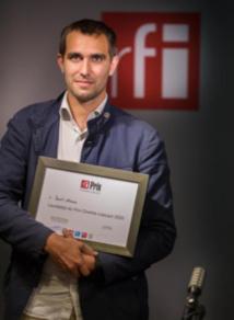 Benoît Almeras obtient un contrat d'un an au sein de la rédaction de RFI