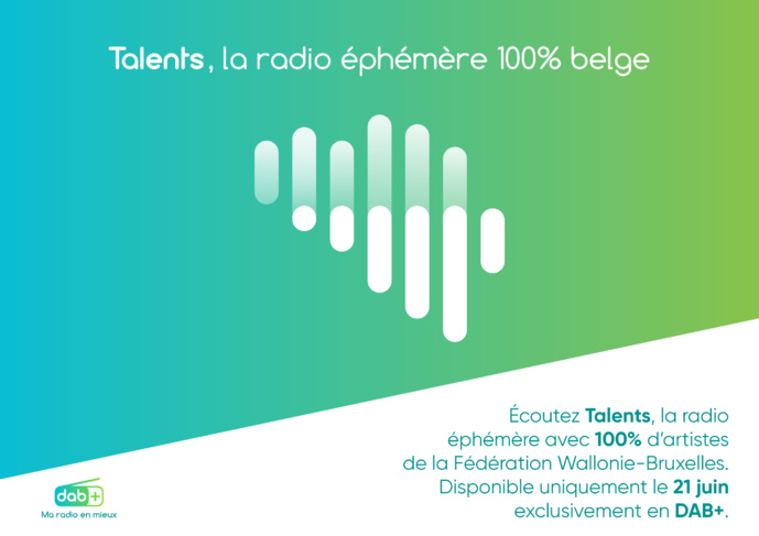"""Belgique : une radio """"pop-up"""" pour la Fête de la musique"""