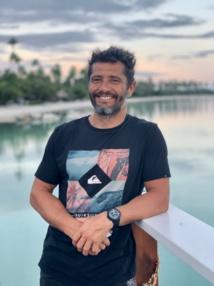 Bixente Lizarazu, le spécialiste Football et l'ambassadeur du Sport de Radio France à partir de septembre 2020