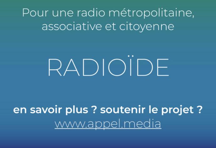 """Radioïde"" : un projet de radio associative sur le DAB métropolitain"