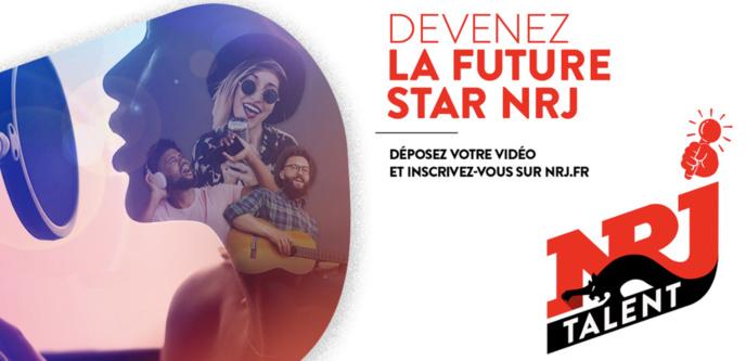 "NRJ part à la recherche de ""la future star NRJ"""