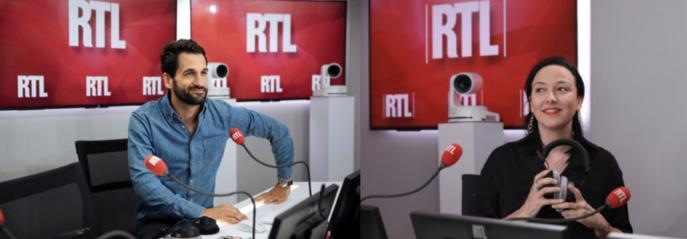 © Joly Lewis / Sipa Press / RTL et Fed Bukajlo / Sipa Press / RTL