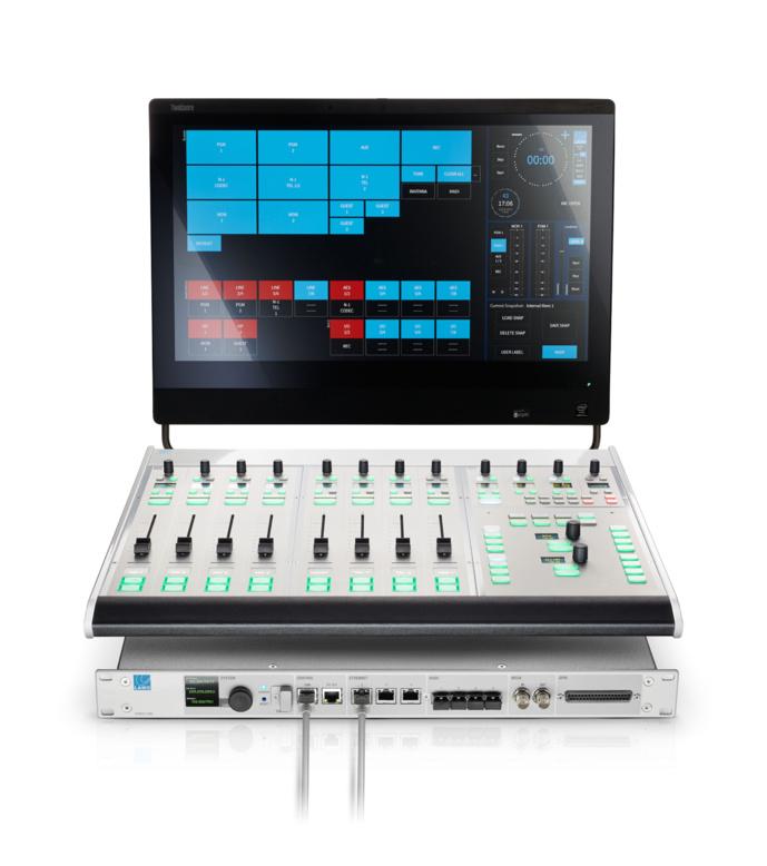 Lawo : nouvelles fonctionnalités et options pour les produits Radio