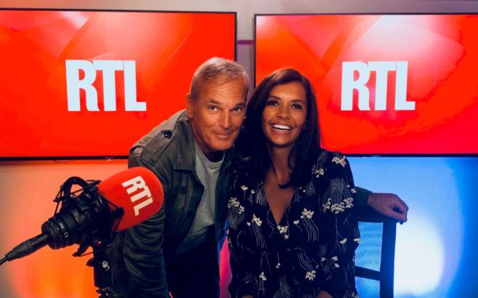 Premier rendez-vous, le samedi 29 août pour ce nouveau talk-show sur RTL © DR/RTL