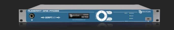 La nouvelle version de la sonde AUDEMAT DAB avec ces nouvelles fonctionnalités, est désormais disponible à la livraison.