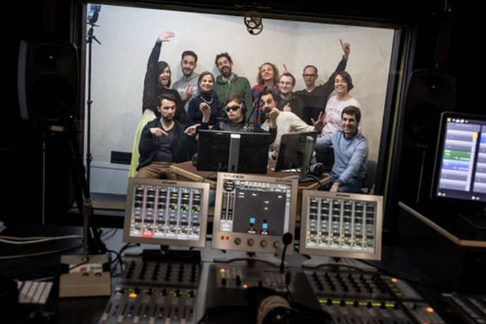 """Voici la 10e promotion du """"CQP Animateur radio"""""""