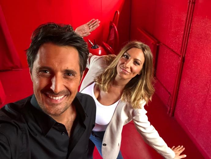Vincent Cerutti aux côtés de Tiffany Bonvoisin