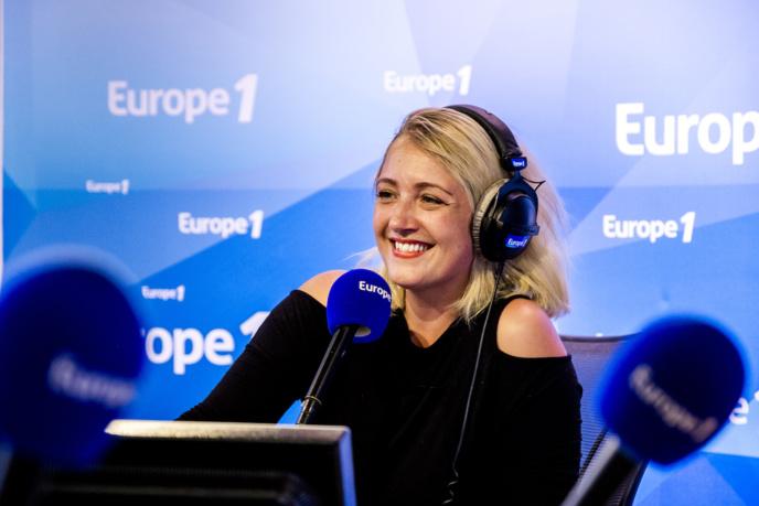À la rentrée, Émilie Mazoyer sera sur Europe 1 pour la cinquième saison d'affilée © Lucille Pellerin – Capa Pictures – Europe 1