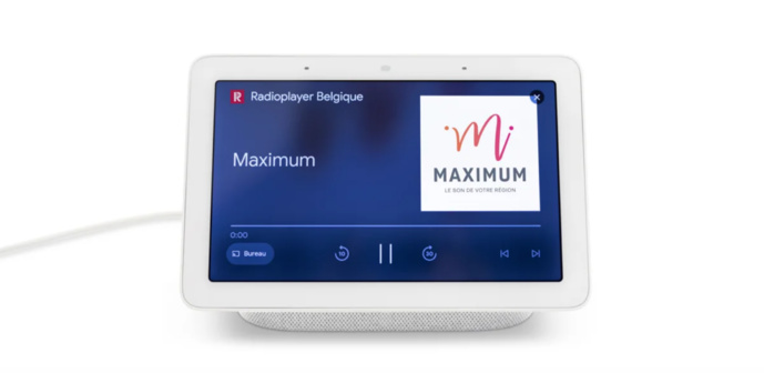 Radioplayer.be débarque sur Google Assistant