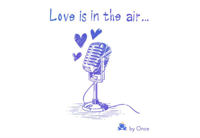 """Podcast : des histoires d'amour digitales dans """"Love is in the air"""""""