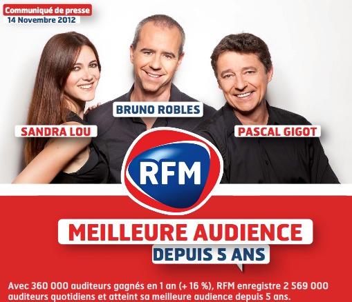 "RFM dit ""merci"""