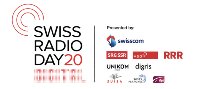 SwissRadioDay : une édition exclusivement digitale