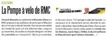 La Pompe à vélo de RMC