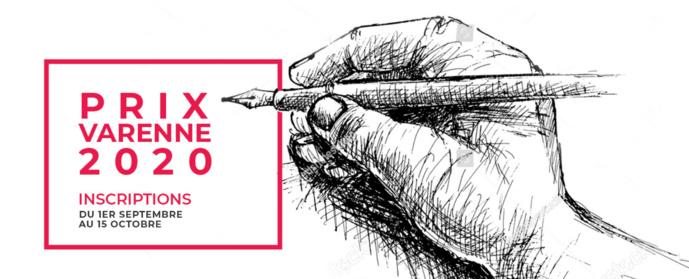 Inscriptions ouvertes pour les Prix de la Fondation Varenne