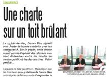 Boutterin, Hees et Palmer en juin dernier. Depuis de l'eau a coulé dans la Seine...