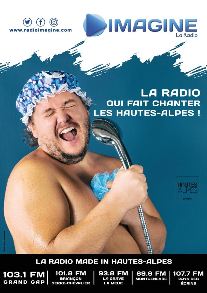 Hautes-Alpes : Imagine La Radio fait sa rentrée