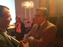 Discussion entre PDG : Nacer Kettane (Beur FM) et Nonce Paolini (TF1)