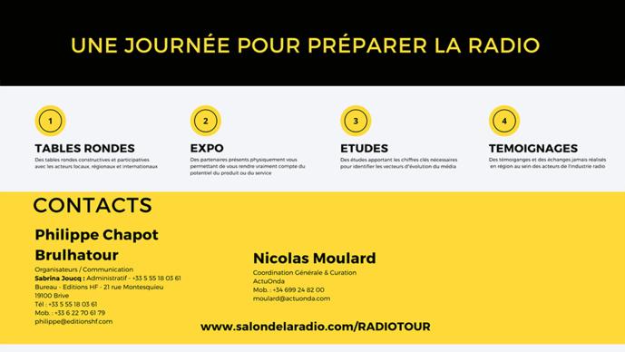 A propos du RadioTour
