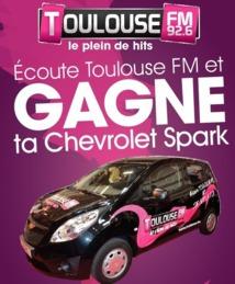 Toulouse FM offre une Chevrolet Spark
