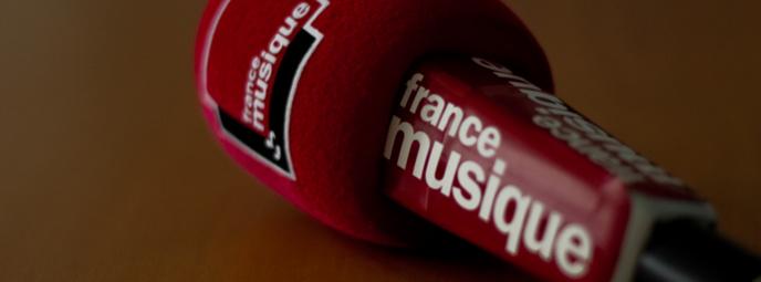 France Musique : un partenariat avec la Fondation pour la Recherche Médicale