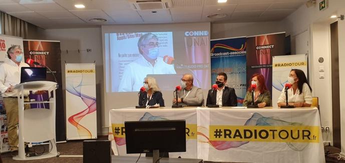 RadioTour à Nice : l'apprentissage via la radio et le podcast