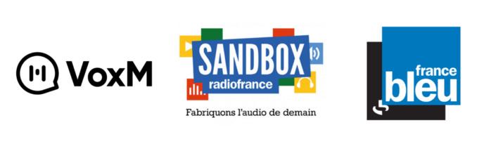 VoxM rejoint le programme SandBox d'Open Innovation de Radio France