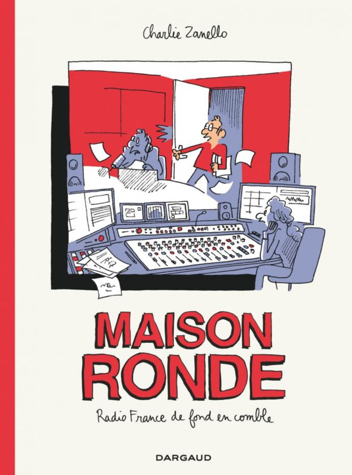 Une bande dessinée sur les coulisses de Radio France