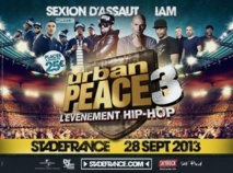 Skyrock annonce Urban Peace