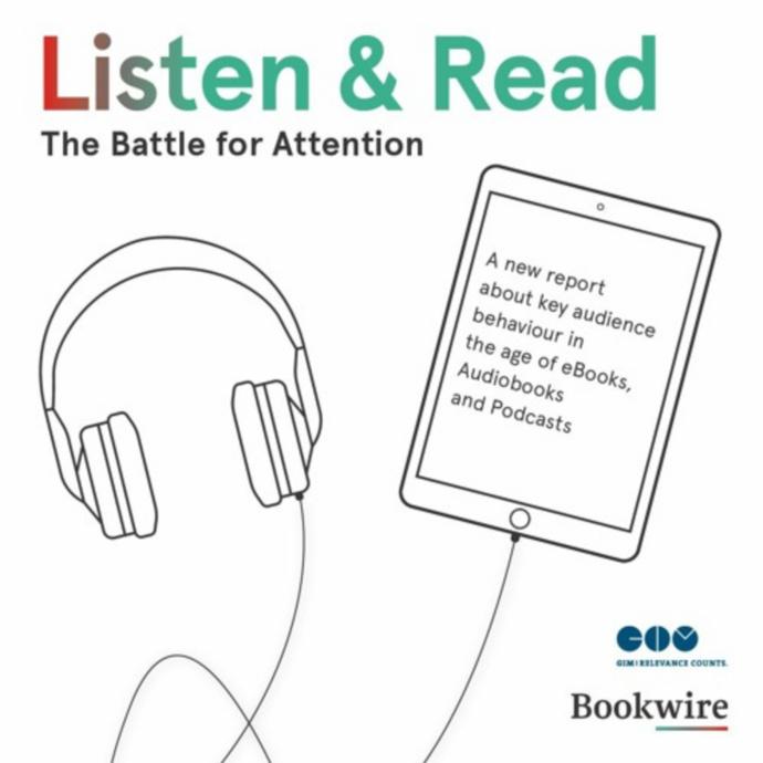 Podcast, ebook et livre audio : l'amour à trois