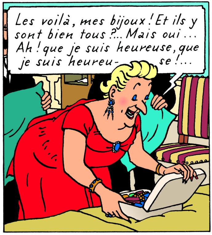 La Castafiore, tous les soirs, sur France Culture