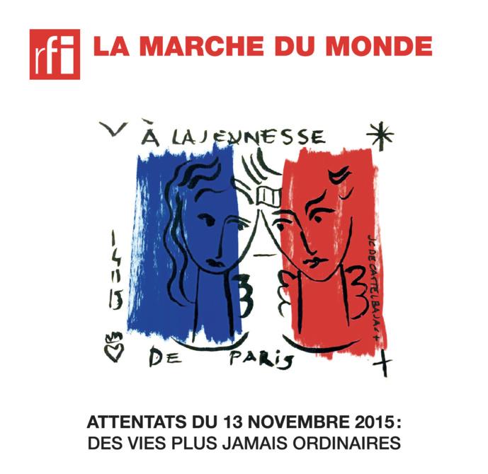 RFI : une émission sur les Attentats de novembre 2015