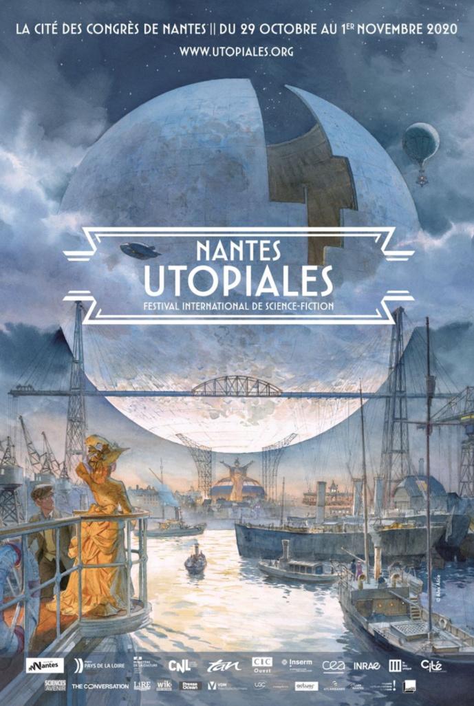 France Culture en direct des Utopiales de Nantes