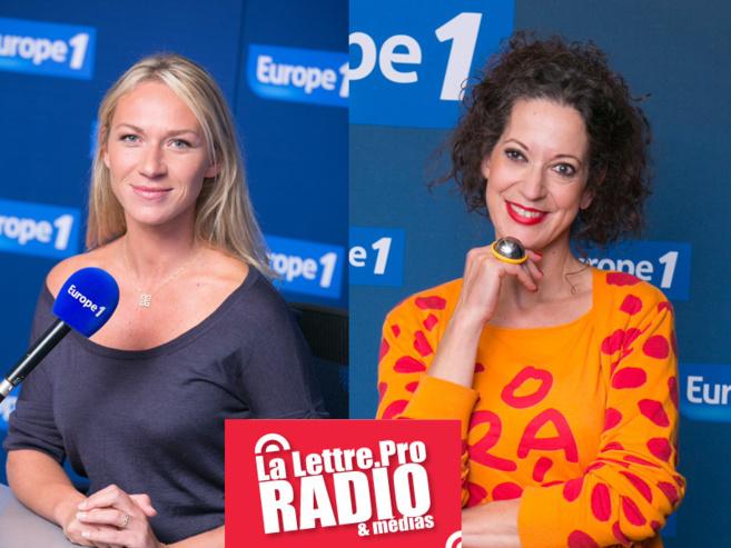Sandra Freeman et Yolaine de la Bigne