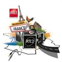 RTL2 sur la route