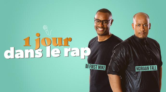 """Mouv' lance """"1 jour dans le rap"""", son premier podcast natif"""