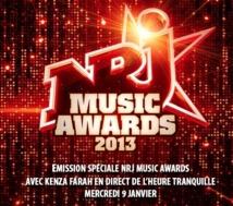 NRJ Tours reçoit Kenza Farah