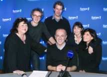 Le jury d'Europe 1 pendant les délibérations