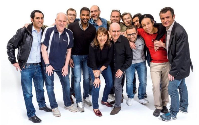 "RFI : l'émission ""Radio Foot Internationale"" fête ses 10 ans"