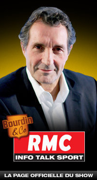 Bourdin : de la radio à la TV