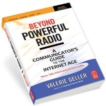 Valerie Geller au RADIO à Paris