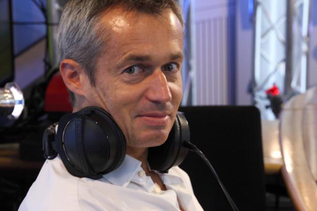 Jean-Francis Pécresse le directeur de la rédaction © Radio Classique/ Emmanuel Donny.