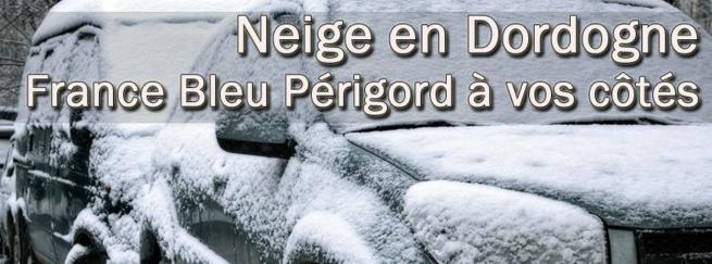 La neige ? Une aubaine pour Bleu Périgord !