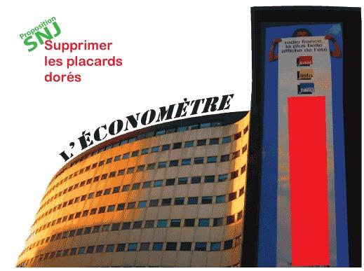 L'économètre participatif du SNJ