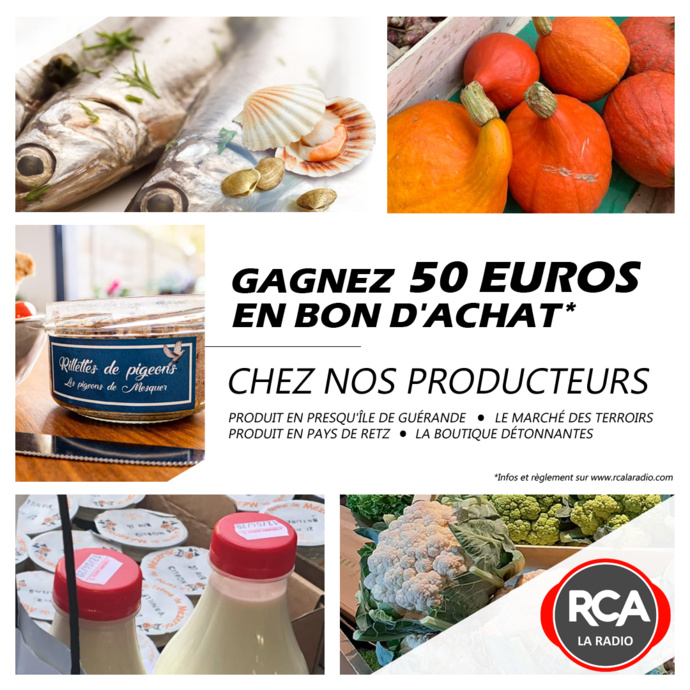 """Une semaine spéciale """"Producteurs Locaux"""" sur RCA"""