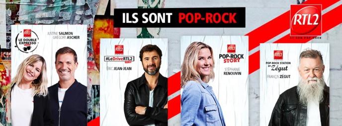 Meilleure rentrée pour RTL2 depuis 2007