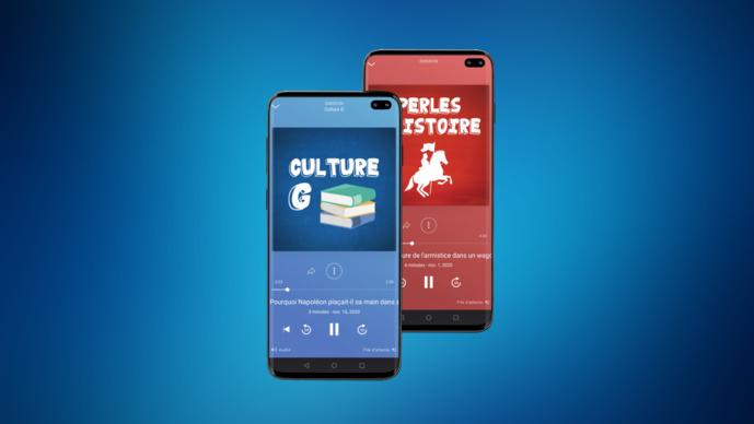 Le Studio Biloba fait son entrée dans le classement podcasts natifs de l'ACPM