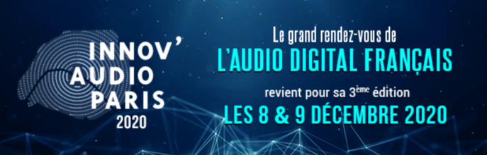 Une nouvelle édition de l'Innov' Audio Paris
