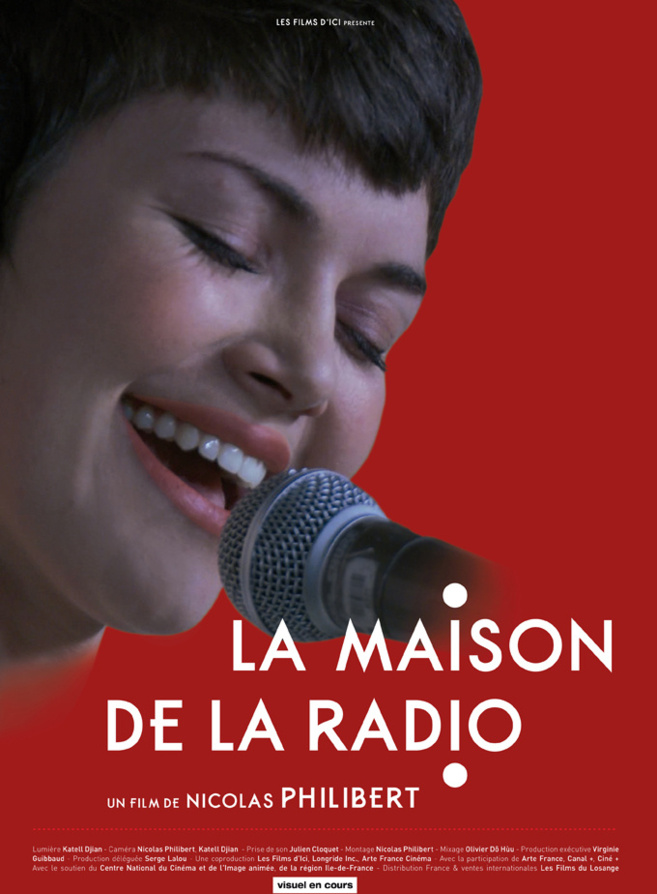 Un doc sur Radio France