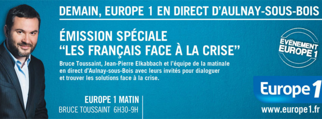 Europe 1 à Aulnay
